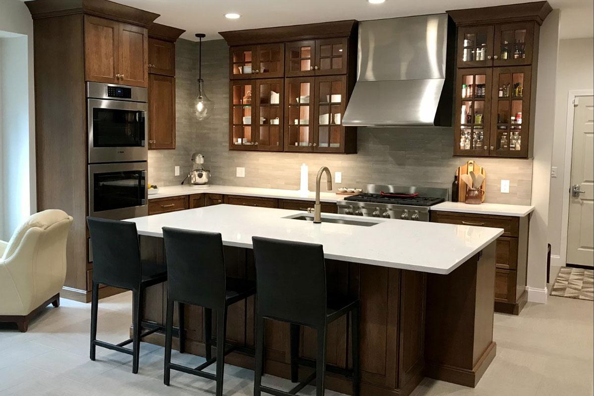 LG Viaterra Forte Kitchen