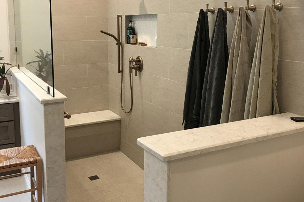 LG Viaterra Forte Bathroom